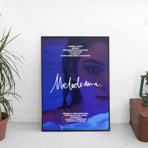 Lorde - Melodrama Poster - The Fresh Stuff