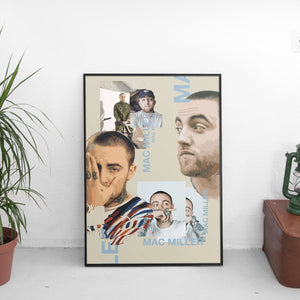Mac Miller Medley Poster - The Fresh Stuff