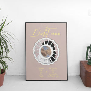 Mac Miller - The Divine Feminine Poster - The Fresh Stuff
