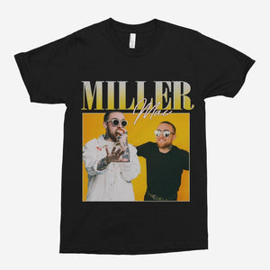 Mac Miller Vintage Unisex T-Shirt - The Fresh Stuff