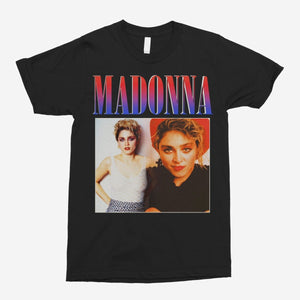 Madonna Vintage Unisex T-Shirt - The Fresh Stuff