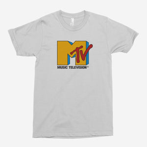 MTV Logo Unisex T-Shirt - The Fresh Stuff