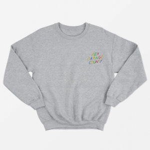 Rex Orange County - Pony Cascading Note Unisex Sweater - The Fresh Stuff