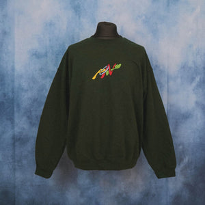 Rex Orange County - Pony Loop Unisex Embroidered Sweater - The Fresh Stuff