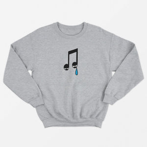 Rex Orange County - Sad Note Unisex Sweater - The Fresh Stuff