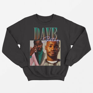 Santan Dave Vintage Unisex Sweater - The Fresh Stuff