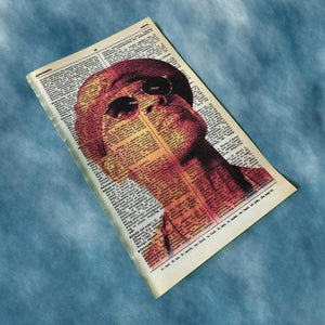 Skepta - Vintage Dictionary/Book Print - The Fresh Stuff