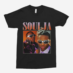 Soulja Boy Vintage Unisex T-Shirt - The Fresh Stuff