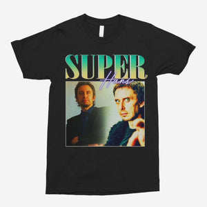 Super Hans Vintage Unisex T-Shirt - The Fresh Stuff