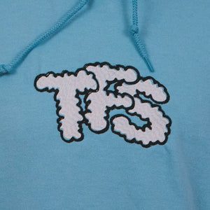 TFS Clouds Unisex Embroidered Hoodie - The Fresh Stuff