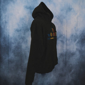 'TFS Worldwide' Unisex Embroidered Hoodie - The Fresh Stuff