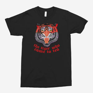 The Tiger Who Came to Tea Unisex T-Shirt - The Fresh Stuff