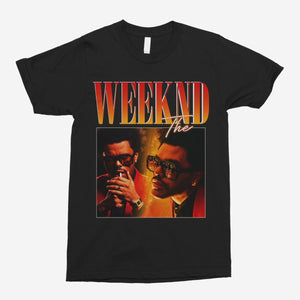 The Weeknd 2.0 Vintage Unisex T-Shirt - The Fresh Stuff