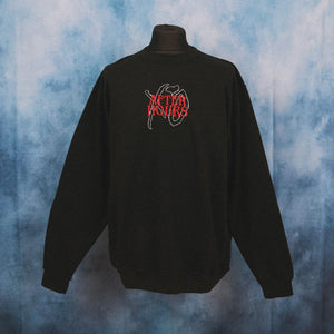 The Weeknd - After Hours x XO Unisex Embroidered Sweater - The Fresh Stuff
