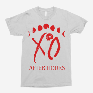 The Weeknd - After Hours XO MOON Unisex T-Shirt - The Fresh Stuff