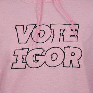 Tyler, The Creator - Vote Igor Unisex Embroidered Hoodie - The Fresh Stuff