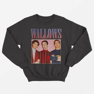 Wallows Vintage Unisex Sweater - The Fresh Stuff