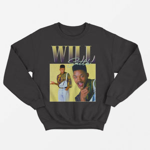 Will Smith Vintage Unisex Sweater - The Fresh Stuff