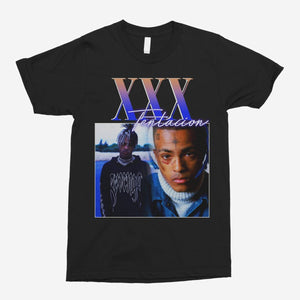XXX Tentacion Vintage Unisex T-Shirt - The Fresh Stuff