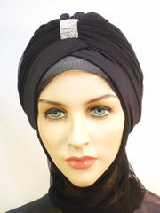 Stylish Turban 3 & scarf