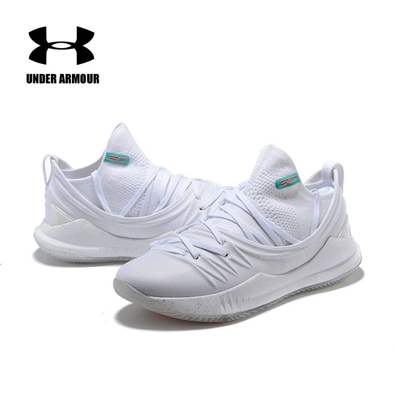 c0170a31526f High Quality Under Armour UA Curry 5 Sport Basketball Shoes Men zapatos  hombre Sneakers Men Athletic