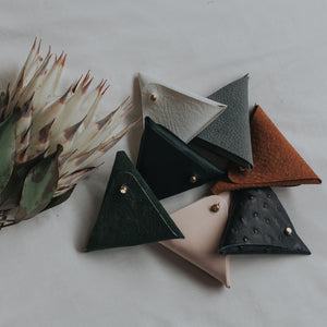 Triangle Pouches Mixed View