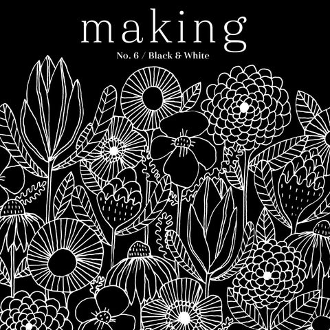 Making Magazine | n. 6 Black and White