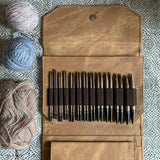 "LYKKE | 5"" INTERCHANGEABLE CIRCULAR KNITTING NEEDLE SET"
