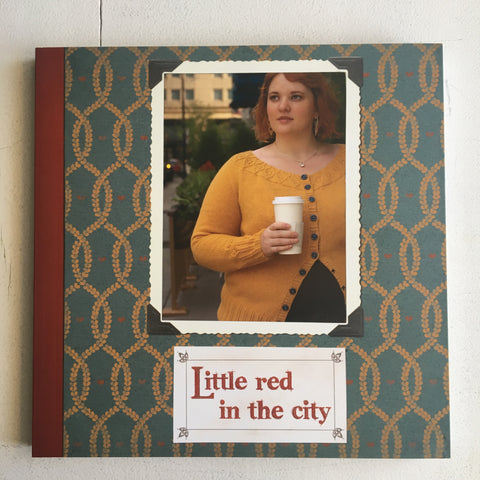 Little Red in the City,  Ysolda Teague