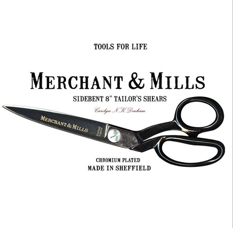 Tesoura de Alfaiate Merchant & Mills | 20 cm