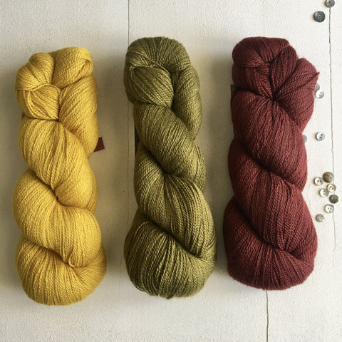 The Fibre Co, Road to China lace