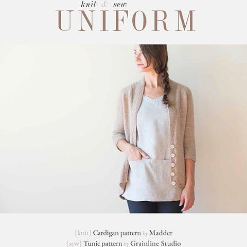 UNIFORM | knit & sew