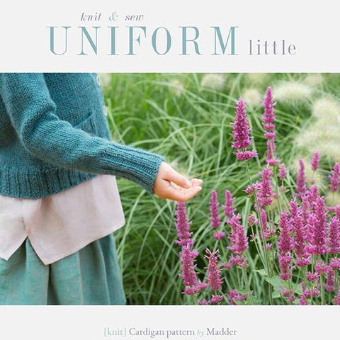 UNIFORM little | Knit & Sew