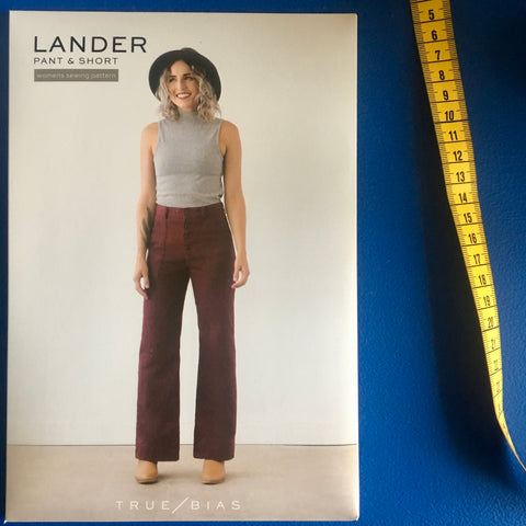 True Bias Lander Pant and Short