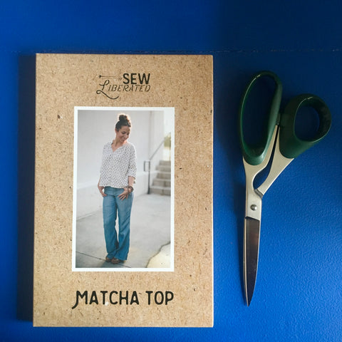 Sew Liberated The Matcha Top