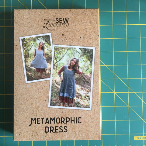 Sew Liberated Reversible Metamorphic Dress