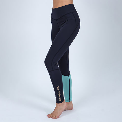 Women's Ocean Positive Hydroskin Leggings