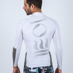 Men's Ocean Positive Hydroskin Long-Sleeved Top