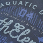 Ladies T-Shirt - AQUATIC DEPT
