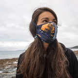 Ocean Positive Face Mask
