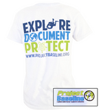 GUE Explore, Document, Protect Ladies T-Shirt