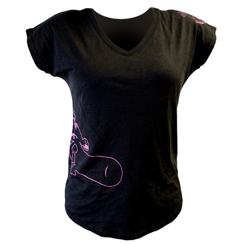GUE Ladies Side Diver T-Shirt
