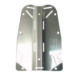 BC Backplates - Stainless Steel