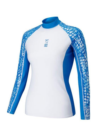Women's Hydroskin Long-Sleeved Top (Island Collection)