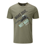 Men's T-Shirt - Dive Not War