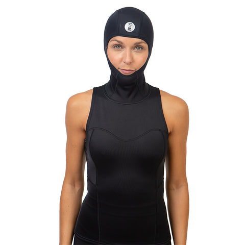 Women's Thermocline Hooded Vest