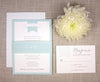 Banner Wedding Invitation