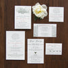 Legare Waring House Wedding Invitation