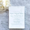 Outer Banks Wedding Invitation by Scotti Cline Designs