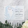 Lewes Delaware Map Save the Date by Scotti Cline Designs